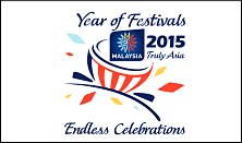 Visit Malaysia in 2015