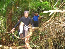 Jungle-trekking in Tioman? Better safe than sorry