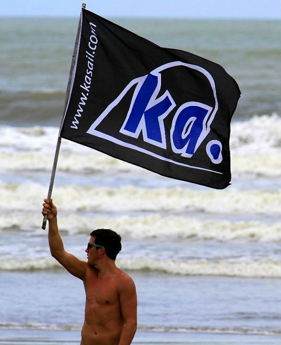 KA sails - maximum performance and lightning acceleration at your fingertips