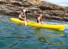 Join us on our exciting kayaking explorations