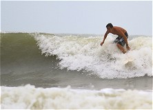 Get your surf kick at Malaysia Sea Sports