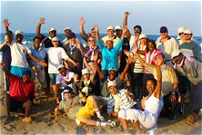 Malaysia Sea Sports' outdoor activities are ideal<BR>for team-building corporate retreats